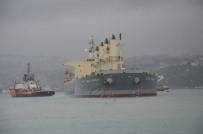 PANAMA - Yeniköy Açıklarında Karaya Oturan Gemi Kurtarıldı