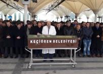 ALİ GÜVEN - AK Parti Çankaya İlçe Yönetim Kurulu Üyesi Bulut, Son Yolculuğuna Uğurlandı