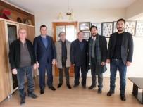 CENK ÜNLÜ - AK Parti'den  Didim Esnaf Odasına Ziyaret