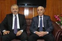 DEVLET MEMURU - AK Parti Malatya Milletvekili Mustafa Şahin Açıklaması