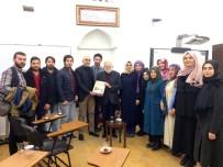 MIMAR SINAN ÜNIVERSITESI - Akademi Lise Öğrenci Ve Liderleri, Sadettin Ökten'le Buluştu