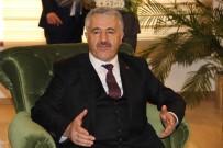 YÜKSEK HıZLı TREN - Bakan Arslan'dan Millete Teşekkür