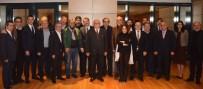 İSMAIL GÜNEŞ - Bakan Avcı, Film Yapımcılarıyla Bir Araya Geldi
