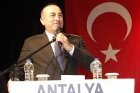 CUMHURİYET MİTİNGLERİ - Bakan Çavuşoğlu Açıklaması 'Cumhurbaşkanımızı AK Parti'yle Birleştirme Zamanı Gelmiştir'