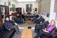 ÖMER FARUK EMİNAĞAOĞLU - Başkan Albayrak 'Başkanlık Sistemi Ve Anayasa Tuzağı' Paneline Katıldı