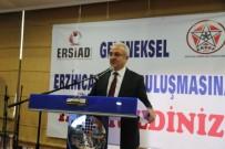 Başkan Başsoy Ankara'da Yaşayan Erzincanlılarla Bir Araya Geldi