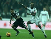 MEHMET CEM HANOĞLU - Beşiktaş Gaziantepspor'u tek golle devirdi