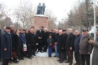 ATATÜRK ANITI - CHP'lilerden Atatürk Anıtının Taşınmasına Tepki