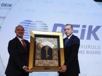 DıŞ EKONOMIK İLIŞKILER KURULU - Cumhurbaşkanı Erdoğan Açıklaması 'Kuzey Suriye'de Yeni Bir Devlete Müsaade Etmeyeceğiz'