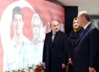 UÇUŞA YASAK BÖLGE - Cumhurbaşkanı Erdoğan Açıklaması 'ÖSO'nun Terör Örgütü İle Alakası Yoktur, Tam Bir Direniş Hareketidir'