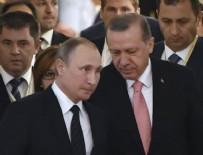 VLADIMIR PUTIN - Erdoğan ve Putin arasında kritik görüşme