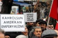TÜRKIYE GENÇLIK BIRLIĞI - Eskişehir Halkından 'Milli Seferberlik Yürüyüşü'