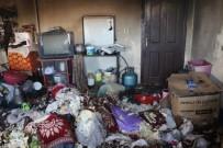 Ev Hayali İçin Biriktirdiği Para Yangında Kül Oldu