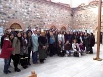 TIP TARİHİ MÜZESİ - Genç Sağlıkçılar Tıp Tarihi Müzesine Teknik Gezi Düzenledi