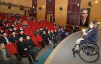 TÜRKİYE SAKATLAR KONFEDERASYONU - Hakkari'de 'Engellilerle Birlikte Yaşama Kültürü' Konferansı