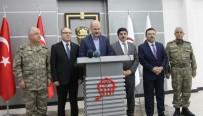 MUSTAFA TUTULMAZ - İçişleri Bakanı Soylu, Rus Büyükelçisi Cinayetiyle İlgili Açıklamalarda Bulundu
