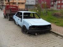 HURDA ARAÇ - İzmit Belediyesi'nden Hurda Araç Sahiplerine Uyarı