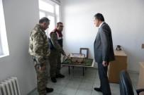 KARAKOL KOMUTANI - Jandarma'dan 'Güvenli Ahır' Projesi