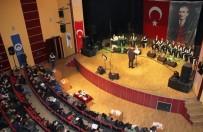 YÜKSEL KARADAĞ - Kırklareli'de 'Meşkhane'den Sahneye II Şehitlerimize İthafen' Tasavvuf Musikisi