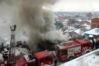 DUMLUPıNAR ÜNIVERSITESI - Kütahya'daki Yangında Soğutma Çalışmaları Sona Erdi