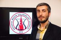 MEDYA ÇALIŞANLARI - Kütahya Medya Çalışanları Derneği, Basın Mensuplarına Yönelik Küfürlü Sadırıyı Kınadı