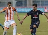 İSTANBUL BAŞAKŞEHİRSPOR - Adanaspor Başakşehir: 1-1 maç sonucu
