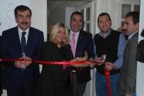 SERBEST MUHASEBECİ MALİ MÜŞAVİRLER ODASI - Mali Müşavir Mine Odabaşı Kuşadası'nda Yeni Ofisini Açtı