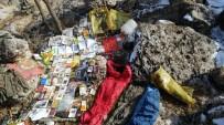 Mazıdağı'nda PKK'ya Ait Yaşam Malzemesi Ele Geçirildi