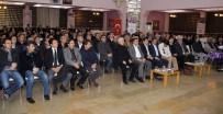 NECİP FAZIL KISAKÜREK - Mehmet Akif İnan Anıldı