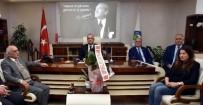 MEHMET AKıN - MHP Yönetiminden Başkan Kayda'ya Ziyaret