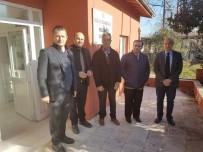YASIN ÖZTÜRK - Sağlık Müdürü Özyörük Akçakoca'da İncelemelerde Bulundu
