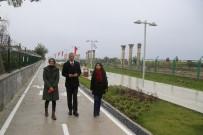 ESRA ŞAHIN - Soli Pompeiopolis Sütunlu Caddesi Açıldı