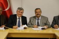 MEHMET CAN - Toplu Sözleşme İmzaladı
