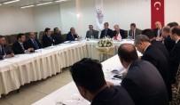MEHMET CEYLAN - Uyuşturucu İle Mücadele Kurulu Toplantısı