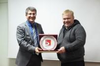 GENEL SANAT YÖNETMENİ - Yönetmen Ercüment Doğan, Bilim Ve Kültür Sohbetlerinin Konuğu Oldu