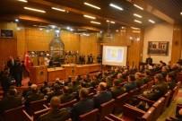 GARNIZON KOMUTANLıĞı - 2. Cumhurbaşkanı İsmet İnönü Memleketi Malatya'da Anıldı
