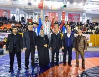 MEHMET ÖZDEMIR - 7. Uluslararası Hüseyin Akbaş Güreş Turnuvası'nda Türkiye Şampiyon Oldu