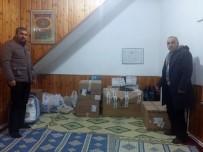 Adilcevaz'da Halep İçin Yardım Kampanyası