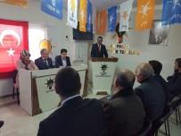 AK Parti Emet İlçe Başkanı Mehmet Yağcıklı Açıklaması