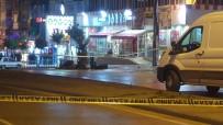 BOMBA PANİĞİ - Bursa'da büyük panik