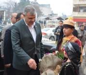 HILMI DÜLGER - Başbakan Yardımcısı Kaynak, Kilis Valiliğini Ziyaret Etti