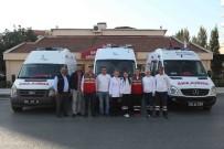 KARABAĞ - Bayraklı'da Ambulans Sayısı Üçe Çıktı