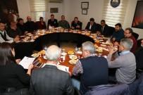 MEHMET KOCADON - BOTAV Yönetim Kurulu Toplantısı Yapıldı