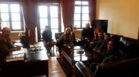 SEL AFETI - Çocuk Meclisi Kaymakam Nazlı İle Buluştu