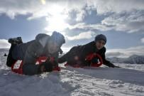 Doğu Karadeniz'in Tek Kayak Merkezi Zigana'da Kayak Sezonu Açıldı
