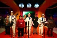 BAĞCıLAR BELEDIYESI - Engelliler, 'Madame Tussauds Müzesi'ni Ziyaret Etti