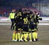ÜMRANİYESPOR - Evkur Yeni Malatyaspor, İlk Yarıyı İkinci Sırada Tamamladı