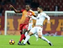 TÜRK TELEKOM ARENA - Galatasaray Aytemiz Alanyaspor'u mağlup etti