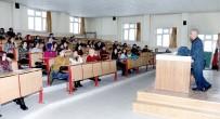 ANİMASYON - Gönüllüler EYOF'a Hazırlanıyor