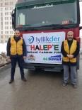 UĞUR POLAT - Halep İçin Toplanan Yardımlar Dualarla Yola Çıktı
